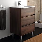 Mobili in arte povera grezzi o verniciati arredo e mobili bagno - Mobili da bagno a terra ...