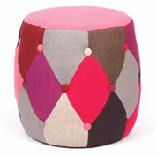 Pouf Jolly Patchwork