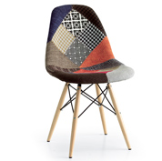 Sedia DSW Eames Patchwork