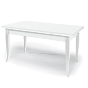 Tavoli rifiniti o grezzi finiture personalizzate for Tavolo allungabile 80x80
