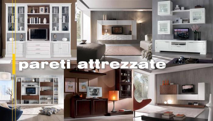Latest mobili da soggiorno colorati vendita online di for Pareti colorate moderne